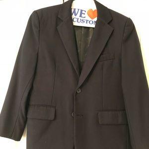 BJK kids 3 piece suit. Dark navy